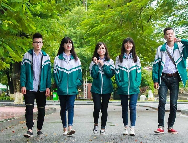 Đồng phục học sinh chính là hình ảnh của trường